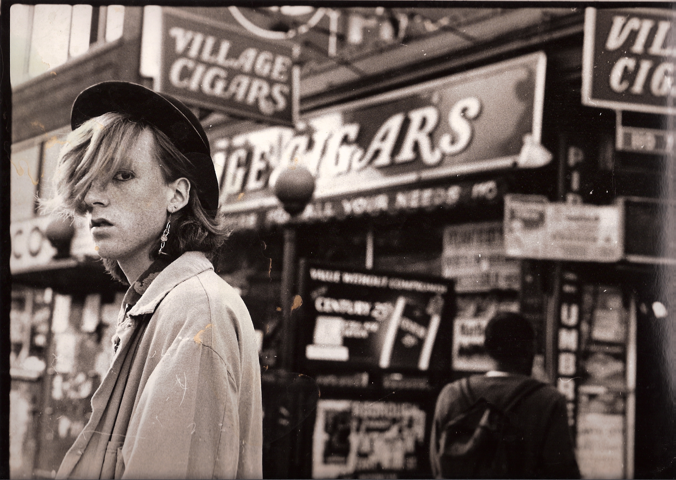 GREENWICH VILLAGE, 1984 » » Chelsea Girl Vintage Clothing ...